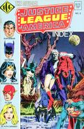 Official Justice League of America Index (1986) 3