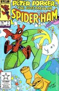 Peter Porker the Spectacular Spider-Ham (1985 Marvel/Star Comics) 7