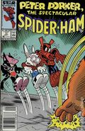 Peter Porker the Spectacular Spider-Ham (1985 Marvel/Star Comics) 17