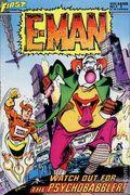 E-Man Comics (1983 First) 5