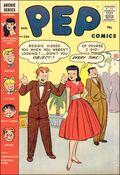 Pep Comics (1940) 134