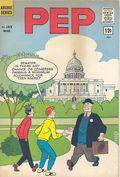 Pep Comics (1940) 169