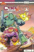 Cyberhawks (1987) 2