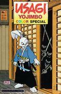 Usagi Yojimbo Color Special (1989) 1