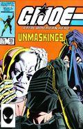 GI Joe (1982 Marvel) 2nd Printing 55
