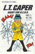 L. T. Caper Agent for HERO (1990) 1