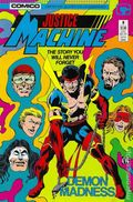 Justice Machine (1987 Comico/Innovation) 8