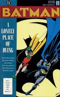 Batman A Lonely Place of Dying TPB (1990 DC) 1-1ST