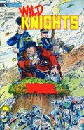 Wild Knights Shattered Earth Chronicles (1988) 9