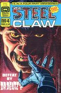 Steel Claw (1986) 4