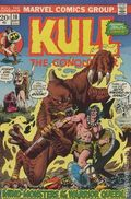 Kull the Conqueror (1971 1st Series) 10