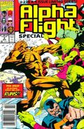 Alpha Flight Special (1991) 2