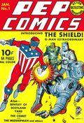 Pep Comics (1940) 1