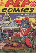 Pep Comics (1940) 4