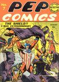 Pep Comics (1940) 7