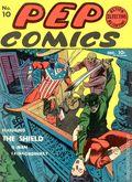 Pep Comics (1940) 10