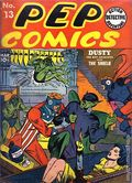 Pep Comics (1940) 13