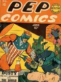 Pep Comics (1940) 16
