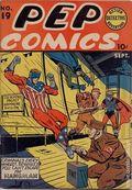 Pep Comics (1940) 19