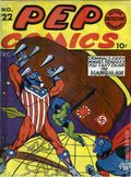 Pep Comics (1940-1987 Archie) 22