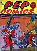 Pep Comics (1940) 25