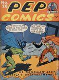 Pep Comics (1940) 28
