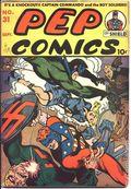 Pep Comics (1940) 31