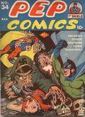 Pep Comics (1940) 34