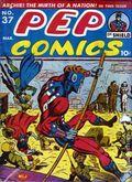 Pep Comics (1940) 37