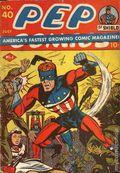 Pep Comics (1940) 40