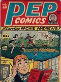 Pep Comics (1940-1987 Archie) 49