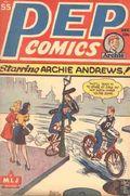 Pep Comics (1940-1987 Archie) 55