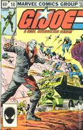 GI Joe (1982 Marvel) 2nd Printing 14