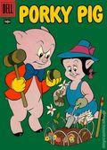 Porky Pig (1952 Dell) 58