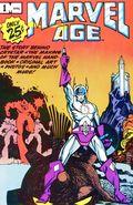 Marvel Age (1983) 1