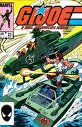 GI Joe (1982 Marvel) 25REP.2ND