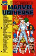 Official Handbook of the Marvel Universe Master Edition (1990-1993) 22