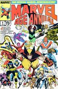 Marvel Age (1983) Annual 4