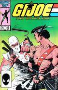 GI Joe (1982 Marvel) 2nd Printing 52