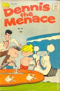 Dennis the Menace (1953 Standard/Pines/Haliden/Fawcett) 45