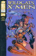 Wildcats X-Men The Golden Age (1997) 1B