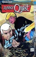 Jonny Quest (1986 Comico) 1