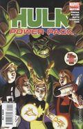 Hulk and Power Pack (2007) 1