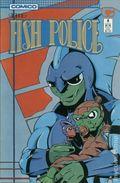 Fish Police (1988 Comico/Apple) 8