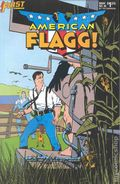 American Flagg (1983 1st Series) 40