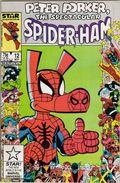 Peter Porker the Spectacular Spider-Ham (1985 Marvel/Star Comics) 12