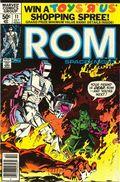 Rom (1979-1986 Marvel) 11