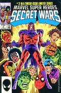 Marvel Super Heroes Secret Wars (1984) Reprint 2