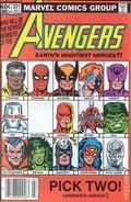Avengers (1963 1st Series) 221