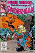 Peter Porker the Spectacular Spider-Ham (1985 Marvel/Star Comics) 14